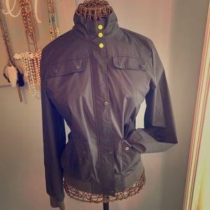 PUMA women's zip front jacket